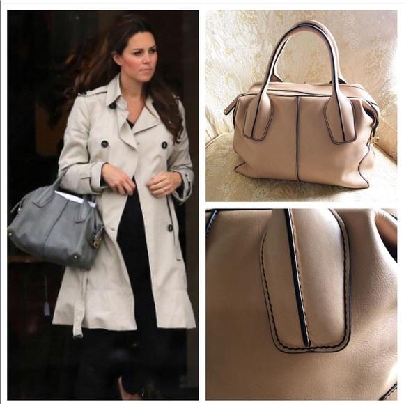 b0318c97b8c Tod's Bags | Tods Dstyling Bauletto Camel Color Handbag Purse | Poshmark